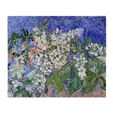 Van Gogh Blossoming Chestnut Branches Stadium Bla