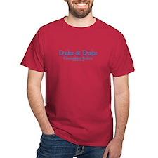 Duke & Duke Cardinal T-Shirt