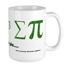 j ate some pie Mug