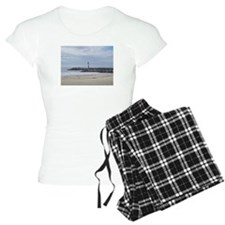Twin Lakes Beach Lighthouse Pajamas