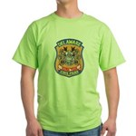 Delaware State Police Scuba T Green T-Shirt