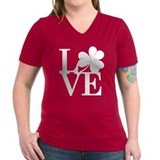 Lovely Shamrock T-Shirt