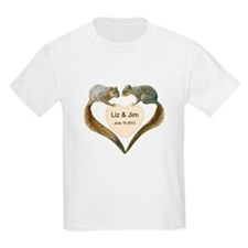 Love Squirrels T-Shirt