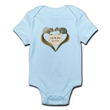 Love Squirrels Infant Bodysuit