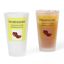 professor Drinking Glass