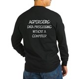 Aspergers Geek Long Sleeve T-Shirt