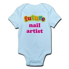 Future Nail Artist Infant Bodysuit
