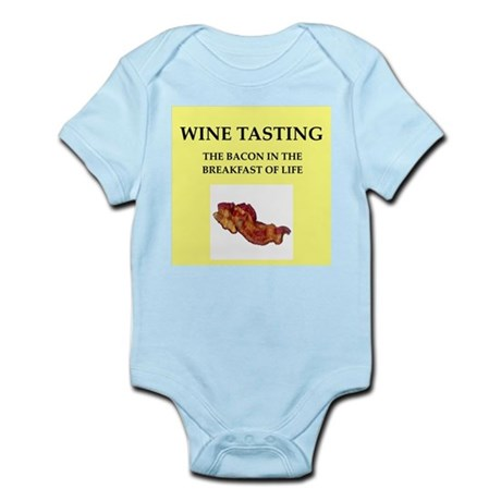 WINE tasting Body Suit