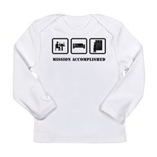 Optometrist Long Sleeve Infant T-Shirt