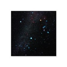 Orion constellation - Square Sticker 3