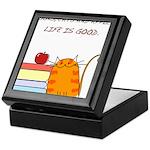 lifeisgood Keepsake Box