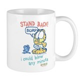 Cute Garfield Small Mug