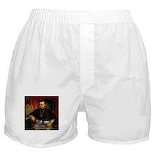 Gregor Mendel 1822-84 Boxer Shorts