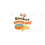 Bocker Mommy Pet Mom Aluminum License Plate