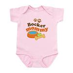 Bocker Mommy Pet Mom Infant Bodysuit