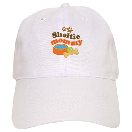 Sheltie Mommy Cap