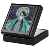 Luna Moth Fairy Keepsake Box
