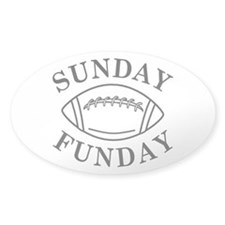 Sunday Funday Decal