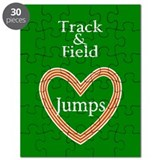 Track and Field Love Jumps Puzzle