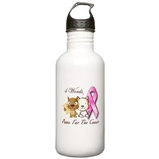 Paws For The Cause Water Bottle
