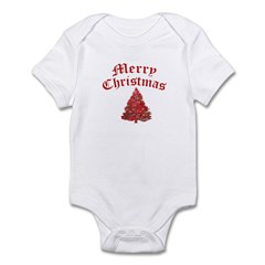 Merry Christmas - Infant Bodysuit