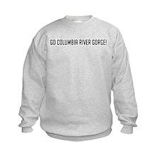 Go Columbia River Gorge Sweatshirt