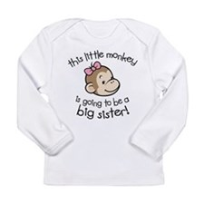 FBSMonkeyFace Long Sleeve T-Shirt