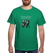 Drunken Brawl Dark T-Shirt