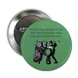 "Drunken Brawl 2.25"" Button"