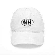 New Hampshire Live Free or Die Baseball Baseball Cap