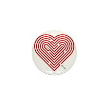 I Love Selena Mini Button (10 pack)