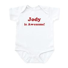 Jody is Awesome Infant Bodysuit