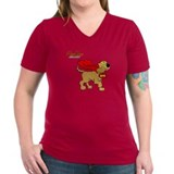 Super Golden Retriever Shirt