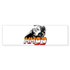 MM93bike Bumper Bumper Sticker