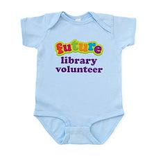Future Library Volunteer Onesie