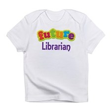 Future Librarian Infant T-Shirt