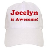 Jocelyn is Awesome Cap