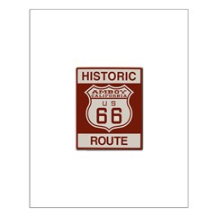 Amboy Route 66 Posters