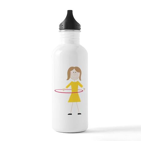 Hula Hoop Water Bottle