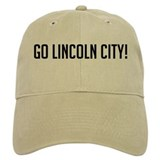 Go Lincoln City Baseball Cap