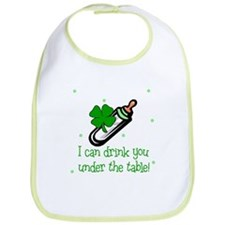 Cute Irish baby Bib