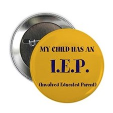 "Pretoria I.E.P. 2.25"" Button (10 pack)"