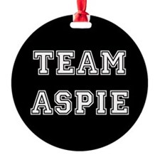 Team Aspie Ornament