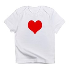 Heart Infant T-Shirt