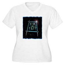 the force be with you Plus Size T-Shirt