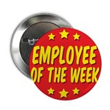 "Cute Employee of the week 2.25"" Button (10 pack)"