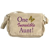 Unique Family and baby Messenger Bag