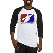 Kayak Shirt-  Kayaking Logo  Baseball Jersey