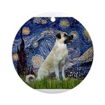 Starry-AnatolianShep 2 Ornament (Round)