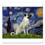 Starry-AnatolianShep 2 Square Car Magnet 3